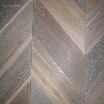 Eco Engineered Oak Grey Herringbone Wood Floor Buy Grey