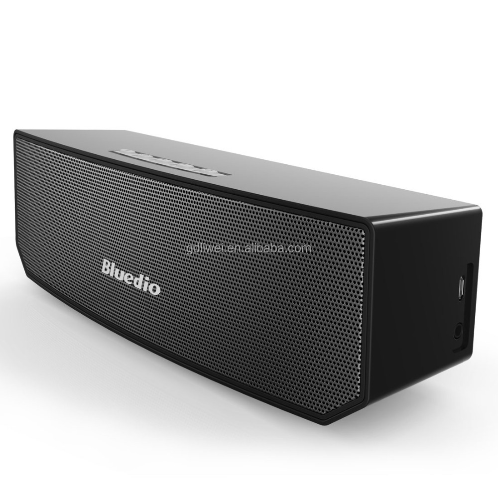 Bluetooth speaker wireless 2016 Bluedio BS-3 portable bluetooth 4.1 speakers with 3D sound