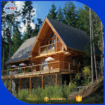 Wooden House Price / Prefab Kit House / China Flat Pack Homes