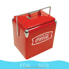Retro Metal Picnic Cooler Suppliers And Manufacturers At Alibaba