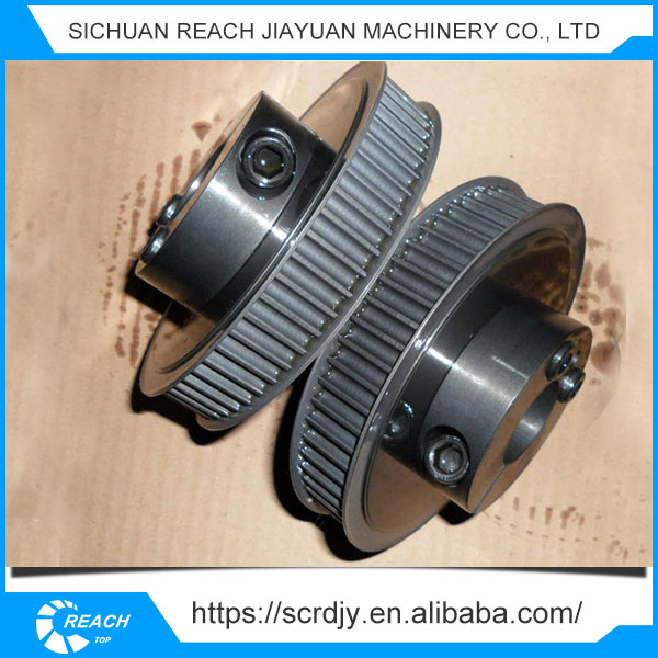 Plastic Straight-bore timing pulleys for sale