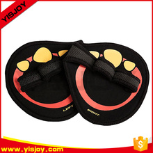 Custom Weight Lifting Grip Pads/Gym Gloves/ Fitness gloves