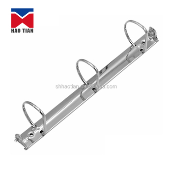 nickel plating 3 metal ring binder spine for folder buy 3 ring