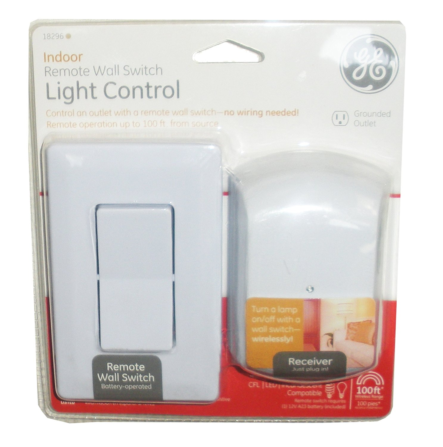 Cheap Indoor Wall Light Fittings Find No Wiring Get Quotations Ge Remote Switch Receiver Control