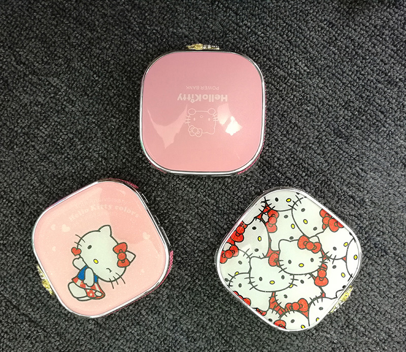 Hello Kitty protable power bank 12000mA mini cute gift
