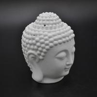Home decoration porcelain buddha candle holder