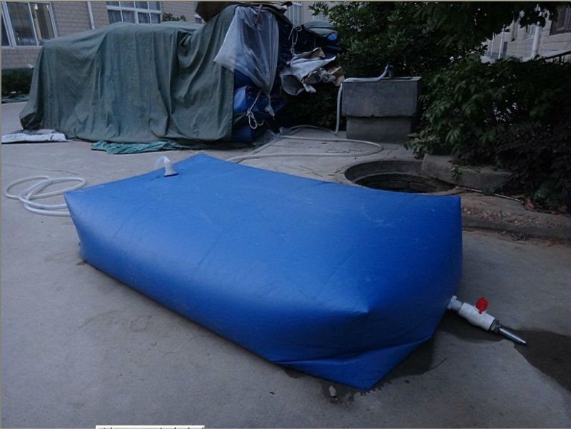 good quality2000L pvc coated tarpaulin <strong>water</strong> <strong>tank</strong>
