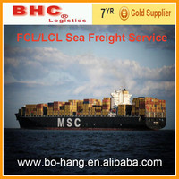 glasses by sea freight from ningbo to Washington E-mail: sales005 @bo-hang.com