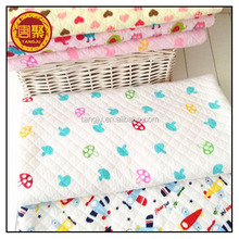 Free sample 100% polyester knit fabric, Soft Stretchy jersey knit cotton fabric, baby cloth