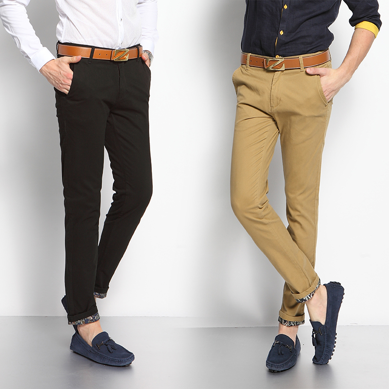 Free shipping BOTH ways on mens slim fit pants, from our vast selection of styles. Fast delivery, and 24/7/ real-person service with a smile. Click or call