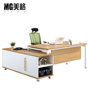 office table executive ceo desk office desk MDF desk