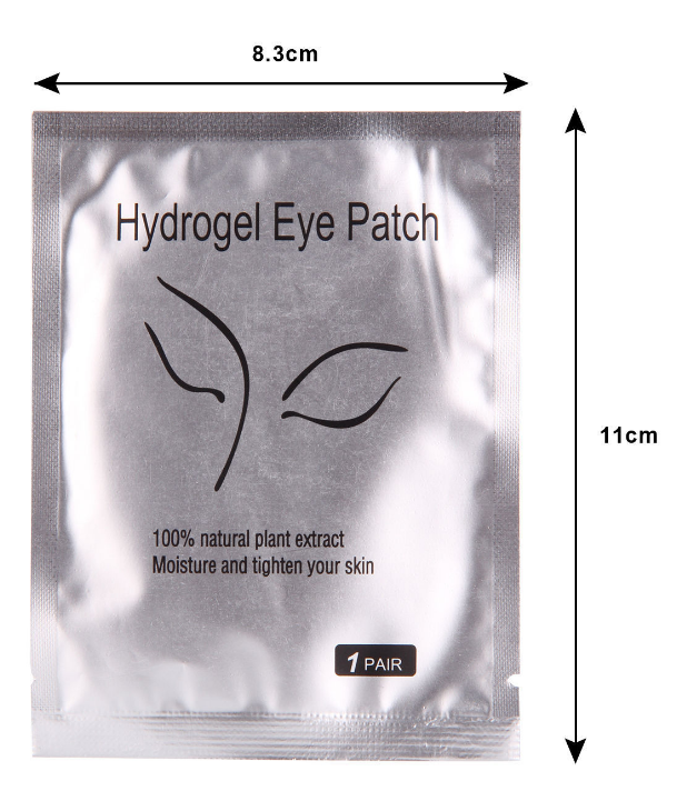 Alibaba.com / Lint Free Hydro Eye Gel Patch For Eyelash Extension OEM Eye Patch Eyelashes Extension Patch Pads Original Eyelash Factory