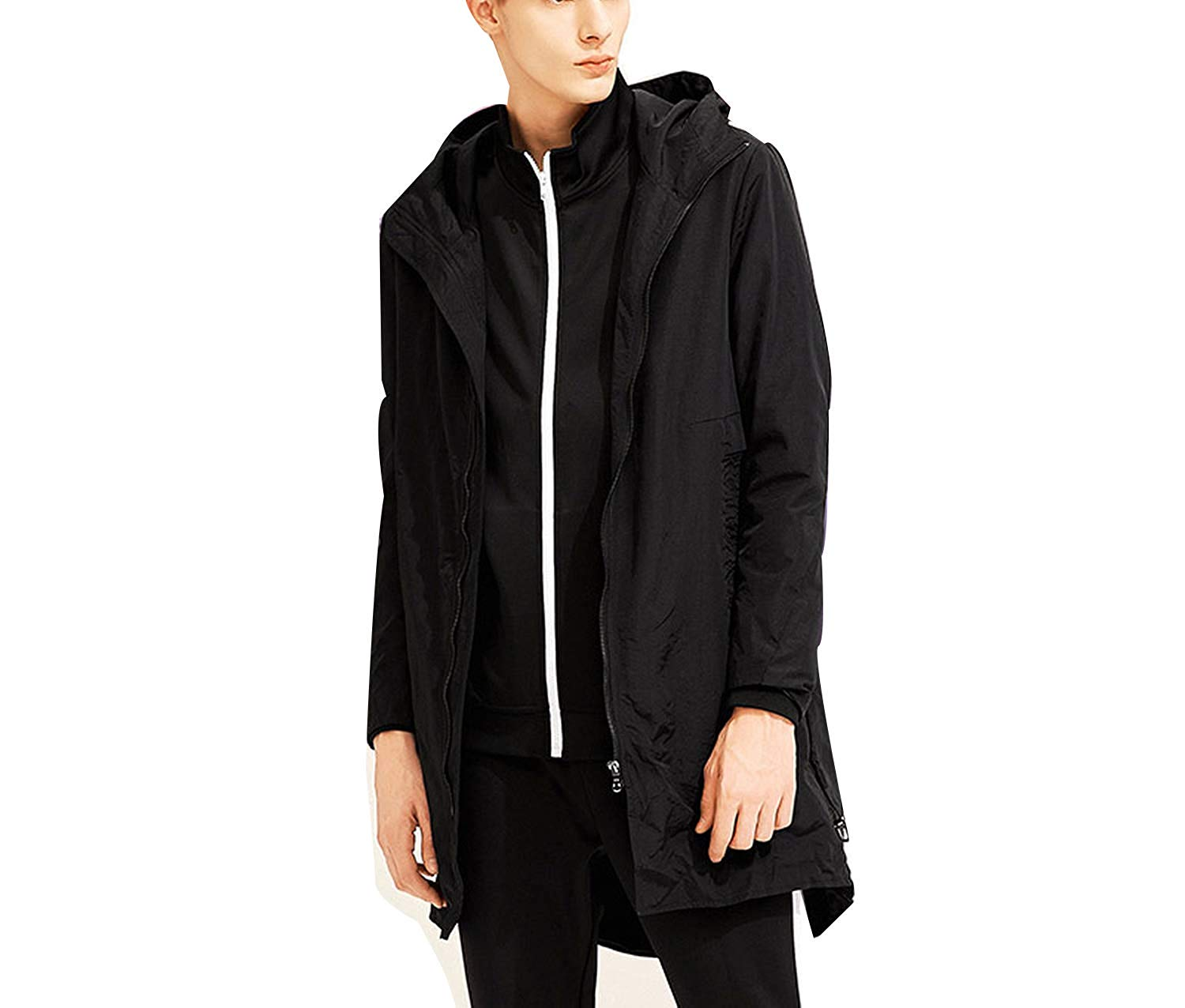 a56744bef Cheap Full Length Hooded Coat Mens, find Full Length Hooded Coat ...