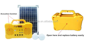 Competitive price new design solar power factory direct solar power system /solar storage power system /solar speaker system