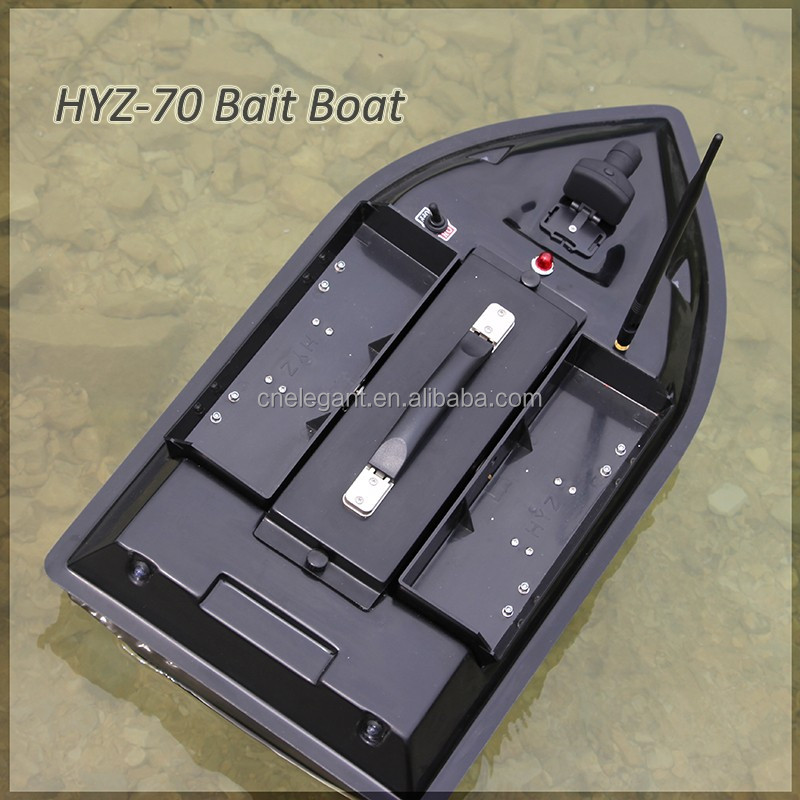 HYZ-70 Mini Potable RC Bait Boat For Carp <strong>Fishing</strong>