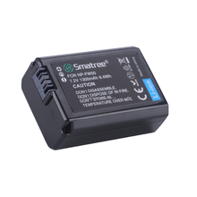 Smatree Replacement Battery Charger Car Charger for Sonys NP-FW50