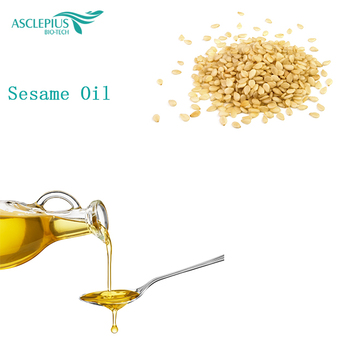 Top quality free sample gold standard cold pressed Sesame oil price