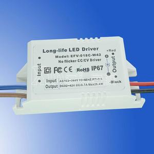 165-265V triac dimmable led driver 100% full load burn-in test