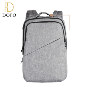 New arrival classical 15.6 inch anti-theft usb charging business laptop backpack
