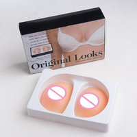 Boob Enhancers Mastectomy Breast Forms Prosthesis Bra