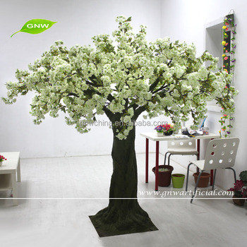 GNW BLS037 Large Indoor Artificial Trees Wedding Decoration Tree ...