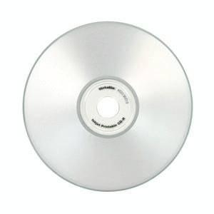 """Verbatim America, Llc - Verbatim 52X Cd-R Media - Printable - 50 Pack """"Product Category: Storage Media/Optical Media"""""""