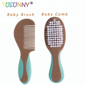 Hot new products child Comb Set brush baby