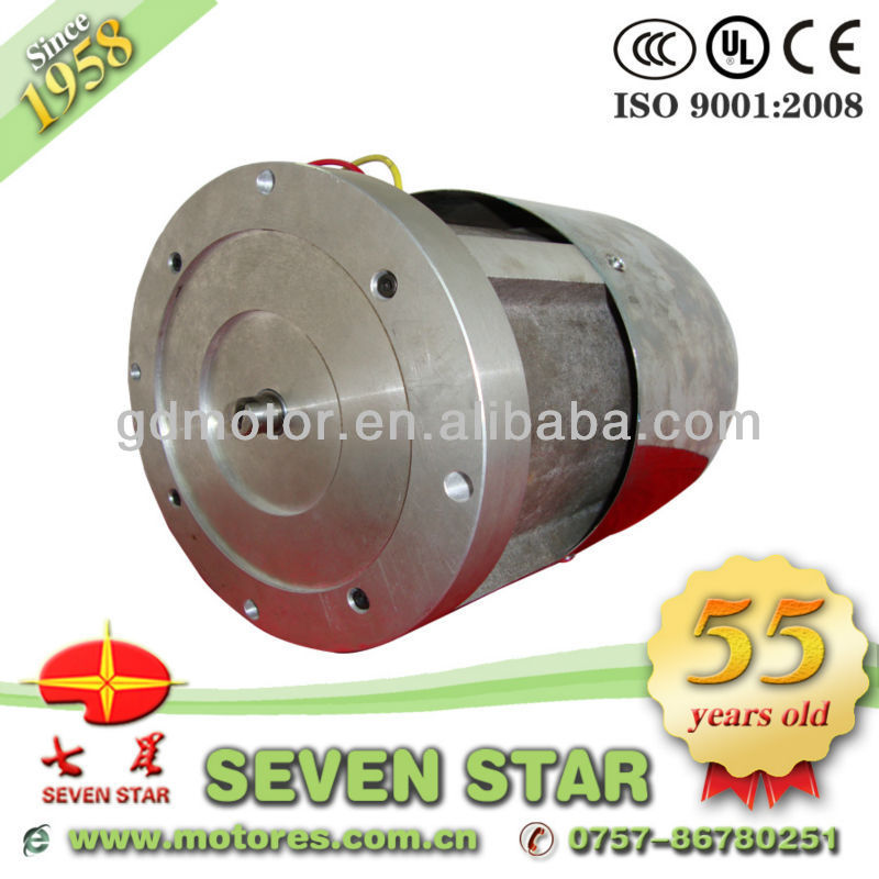 Y Series ac high power ev motor