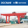 0.1 Discount 100 Ton Handling Sale Rtg Gantry Crane Suppliers For Steel Stock Yards Loading Areas&The Concrete Industry