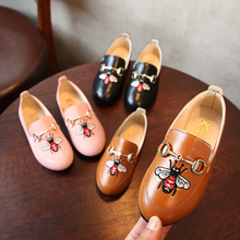 FC11226 spring 2018 new style Korean children girls cartoon shoes bright girls shoes