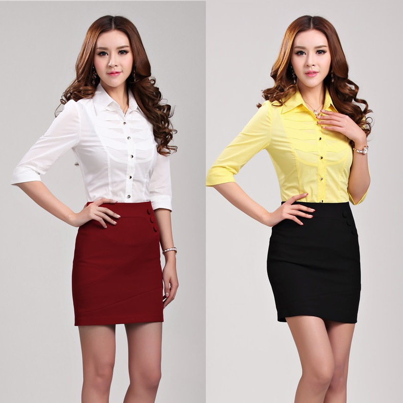 Formal Skirts And Tops For Office