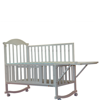 Imported Wood Antique Baby Cribs Full Size Bar Stool Foshan Baby
