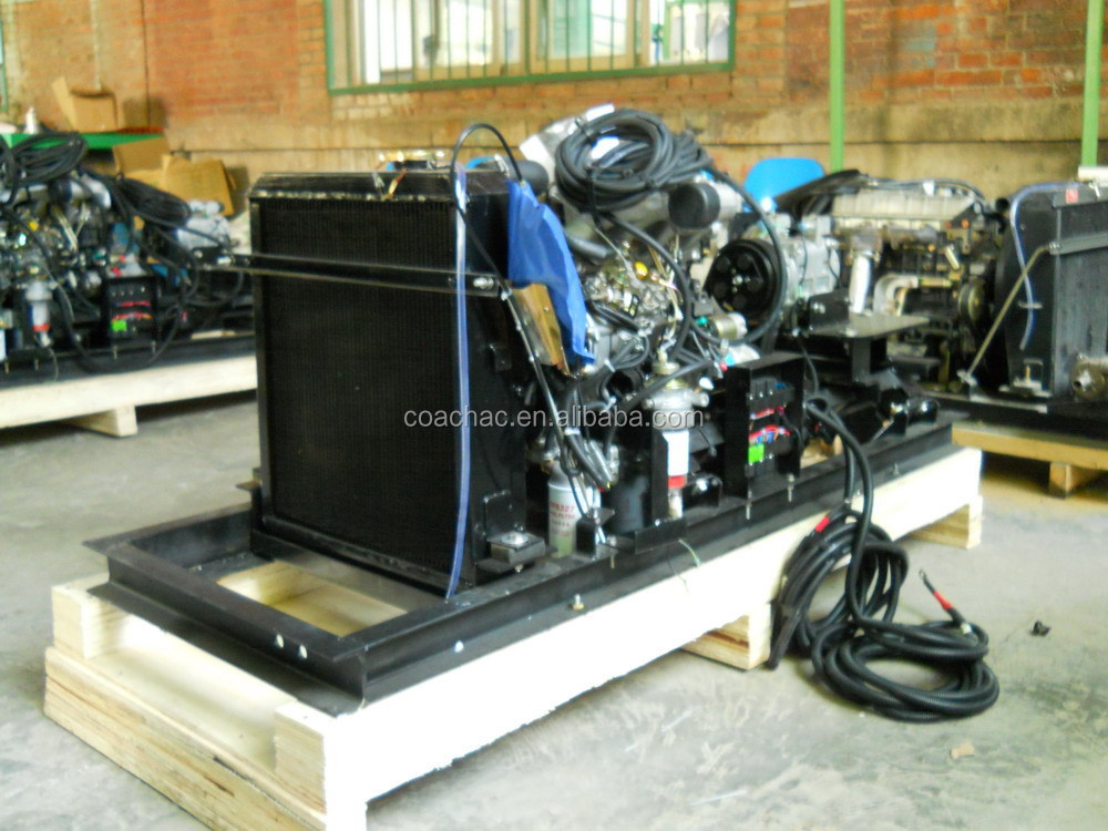 DL series independent sub engine bus air conditioner for bus, coach in mountainous city
