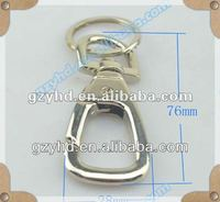 Fashion metal snap hook with buckle