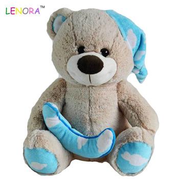cuddly toys teddy bear hug the moon sleeping bears new creative