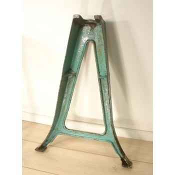 Hot sale wrought iron table legs cast iron table legs for for Cast iron table legs for sale