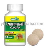 Natural Complex Vitamin B Vitamin Tablet pill