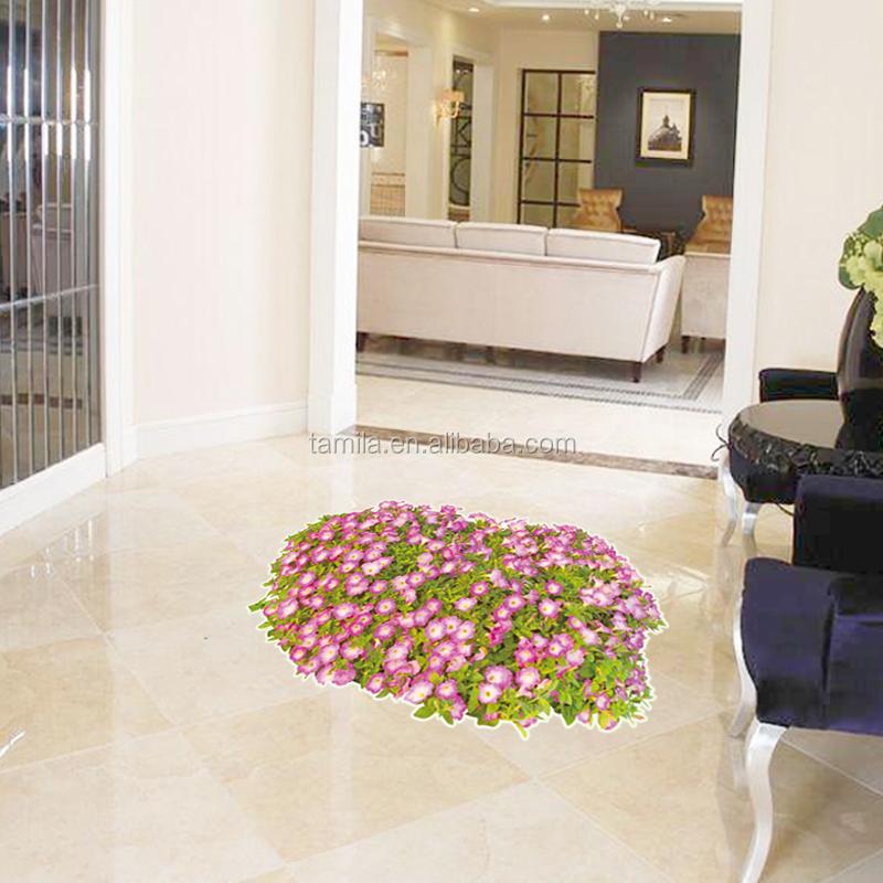 gro handel fu boden 3d aufkleber kaufen sie die besten. Black Bedroom Furniture Sets. Home Design Ideas