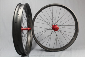Miracle Bike 80mm wide Tubuless carbon wheels,chosen hubs front 150mm, rear 170/190/197mm fat bike rim,carbon fat bike wheelset