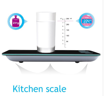 Promotional Cheap and Good Looking Digital Kitchen Scale From China Manufacturer