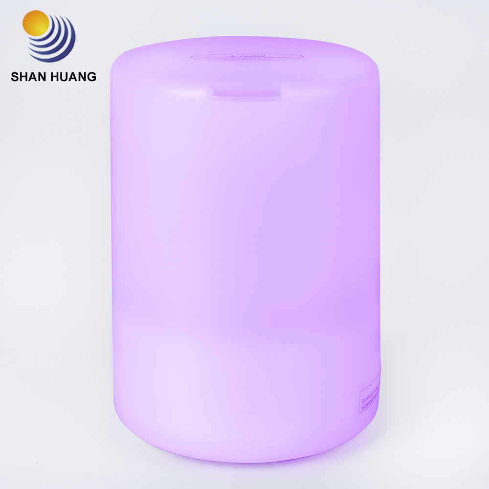 300ml pink aroma mist maker mini air easy home ultrasonic humidifier