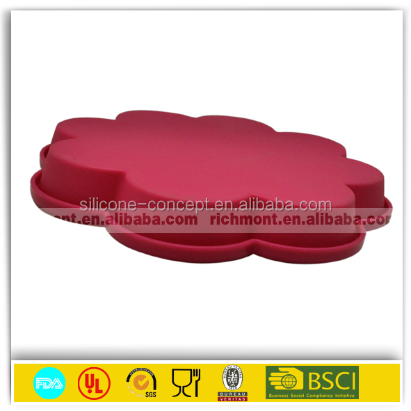hot Wholesale Kitchen Accessories cake decorations letter and numbers silicone mold