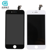 Mobile repair parts touch screen for iphone 6 screen display,for iphone 6 wholesale repair parts cell phone with touch screen