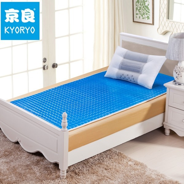 Healthy Soft Cooling Gel Mattress Silicone Cleanable Bed