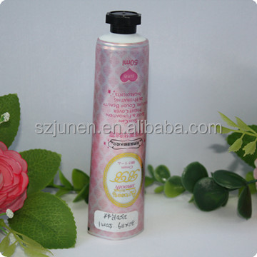 Cosmetic Laminated Aluminum Tube For Face Cream Body Lotion