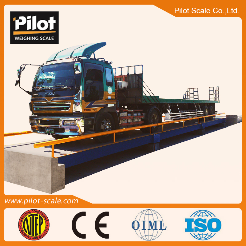 Manufacturer Supplier 80t electronic digital truck scale weighing