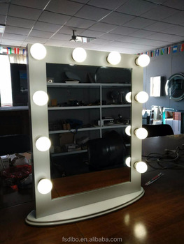 Wholesale cheap theatrical vanity girl hollywood led makeup mirror wholesale cheap theatrical vanity girl hollywood led makeup mirror with light lighted makeup mirror aloadofball Images