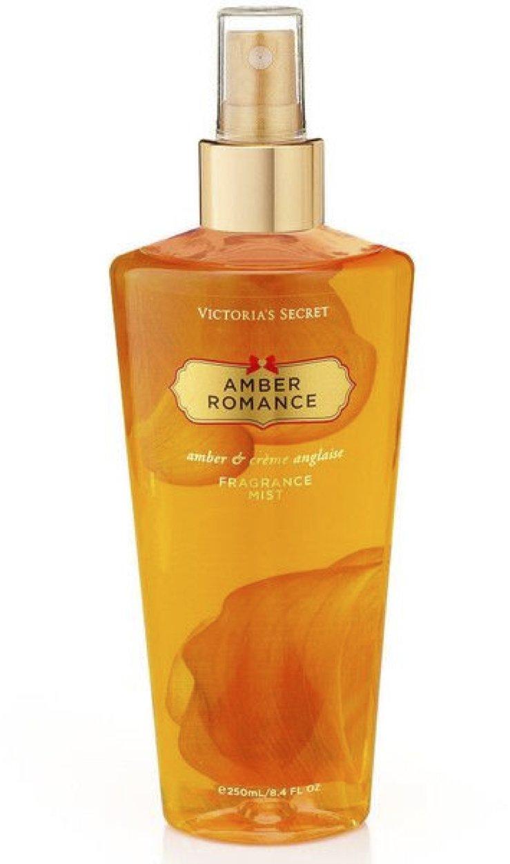 5636056d263 Victoria s Secret AMBER ROMANCE Refreshing Body Mist 250mL 8.4 FL OZ