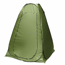 Outdoor Draagbare Pop Up Camping Strand Wc Dressing Kleedkamer Tent Groen