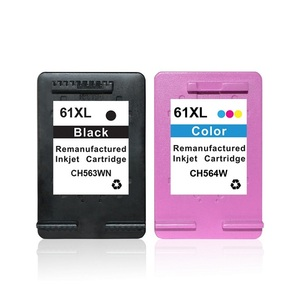 The only supplier refill inkjet cartridge 61xl